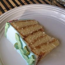 Spring Cake - Slice