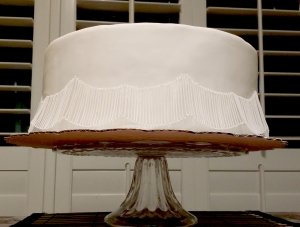 Wedding Cake - 1st Tier