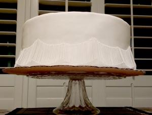 Wedding Cake - 1st Tier