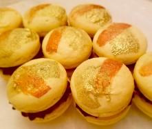 Chocolate Macarons3